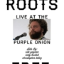 $2 beers and two-for-one pizzas!!! Free Film Tuedays:  Roots of Comedy presents Zack Galifinakis -- Live at the Purple Onion