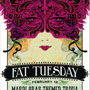 Fat Tuesday at Gibson