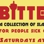 BITTERFEST: A Collection of Slam Poetry, Improv Comedy & More!