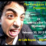 The Comikaze Lounge presents Sammy Obeid at Cafe Royale
