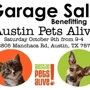 Yard/Bake Sale to Benefit Austin Pets Alive!