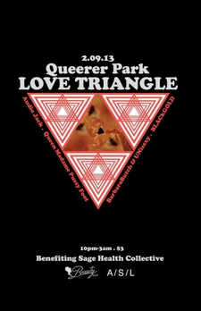 Queerer Park Presents: Love Triangle