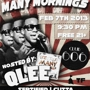 1..2 many mornings (hosted by Qlee)
