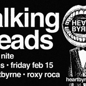 Purple Bee presents Talking Heads Hoot Nite