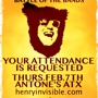 Support Henry + The Invisibles @ Waka Winter Classic