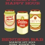 The Bay Bridged Presents: Noise Pop Happy Hour with Golden Void, Wild Moth, DSTVV