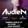 LessThan3 and Electric Avenue ATX present Audien Rooftop Party! (Free w/ RSVP on Do512)