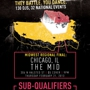 RED BULL THRE3STYLE  MIDWEST REGIONAL FINAL with special guest DJ Z-Trip! (RSVP is Now Closed)