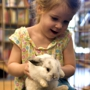 3rd Thursday Morning Petting Zoo Playgroups at Book People in Downtown