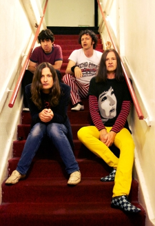 REDD KROSS w/The Blind Shake