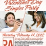 Tinder Valentine's Day Singles Party