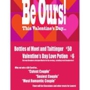  &quot;Be Ours&quot; Valentine's Day Party