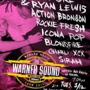 The Warner Sound presents Warner Sound @ SX2013 (Day One) ft. Macklemore &amp; Ryan Lewis, Action Bronson, Rockie Fresh,  Icona Pop and more!  (Badges / Wrist