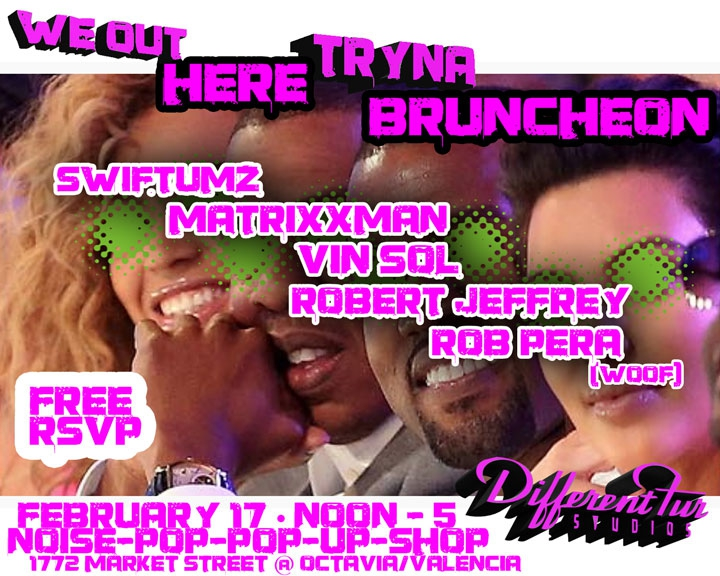 We Out Here Try'na Bruncheon