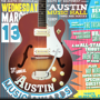 The Austin Chronicle and South by Southwest present The 31st Annual Austin Chronicle Music Awards ft. Ben Kweller, Cowboy Sweethearts, The Trishas, and more!