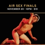 Air Sex Finals