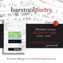 Barstool Poetry Book Party #3
