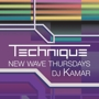 TECHNIQUE :: New Wave Thursdays