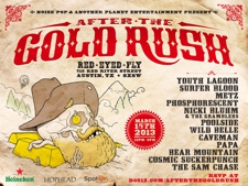 After The Gold Rush (Free w/ RSVP on Do512)