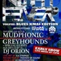  Night Fever! VOL VIII Blues XMAS Edition (Benefiting Caritas and Toys 4 Tots)