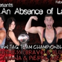 Anarchy Championship Wrestling Presents: An Absence of Law