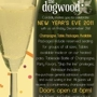 NYE 2011 at the Dogwood!
