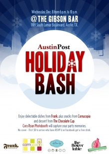 Austin Post Holiday Bash