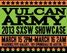 Vulcan Army Unofficial Showcase (Free w/ RSVP on Do512)