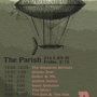  AUDIOTREE.tv Showcase @ The Parish (Free w/ RSVP on Do512)