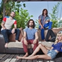 Youngblood Hawke with Letting Up Despite Great Faults, Thanks Light