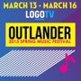  LOGO TV and OUTlander present Spring Festival 2013 - Day Two (Free w/ RSVP on Do512)