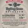  Rolling Stone Rock Room at SXSW