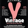 American Icon Rock N Roll Mall - V for VINTAGE - Two Days (Free w/ RSVP on Do512)