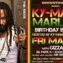 Ky-Mani Marley Birthday Bash