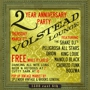  VOLSTEAD'S 2ND ANNIVERSARY PARTY
