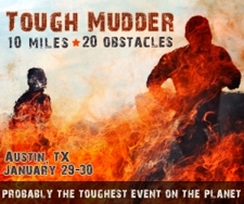 Tough Mudder Comes to Austin - Win Free Registration!