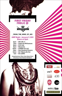 FTMOA's First Friday Frolic: AMP Night [Free Week Edition]