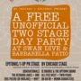 BV Chicago and Epitonic present: A Free Unofficial Two Stage Day Party (FREE)