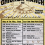 Chicken Ranch Records and Friends present Ranch by Chicken Ranch 2013 (Free w/ RSVP on Do512)