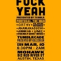 Tumblr Presents Fuck Yeah!!! - FREE Day Party
