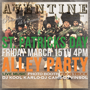  Aventine Alley Block Party St. Patty's Weekend