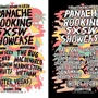  Panache Official SXSW Showcase (4 Stages) w/ Thee Oh Sees, The Bug, Bleached, Mac Demarco &amp; More (Badges / Wristbands)