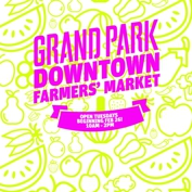 Farmer's Market in Grand Park