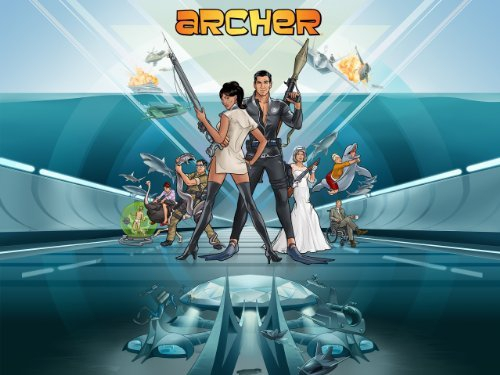 Archer Live!! Featuring The Cast of Archer!