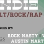 Austin Creative Media presents Indie 512 Alt/Rock/Rap Showcase - FREE!