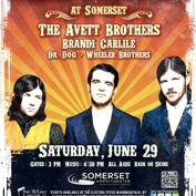 Avett Fest at Somerset The Avett Brothers