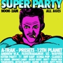 IHEARTCOMIX Presents: AUSTIN PARTY WEEKEND  Check Yo Ponytail Mad Decent Fool's Gold Super Party (RSVP on Do512)
