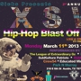 Dubb Sicks presents Hip-Hop Blast Off