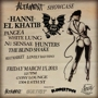 Altamont, Blundertown & Cultist present:  Altamont Unofficial Showcase at The Sailor Jerry House (Free w/ RSVP on Do512)