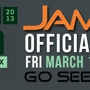  JamBase Official SXSW Showcase (Badges / Wristbands)